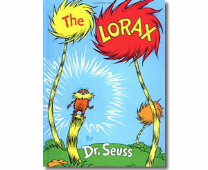 The Lorax - Fun Earth Day Books for Kids
