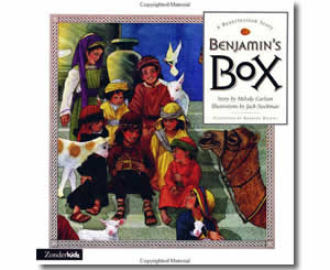 Benjamin's Box - Religious Christian Easter Books for Kids