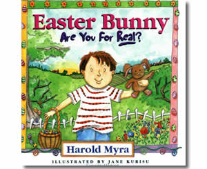 Easter Bunny, Are You For Real? - Fun Easter Books for Kids