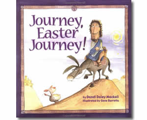 Journey, Easter Journey - Religious Christian Easter Books for Kids