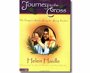 Journey to the Cross - Religious Christian Easter Books for Kids