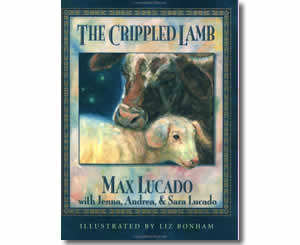 The Crippled Lamb - Religious Christian Easter Books for Kids