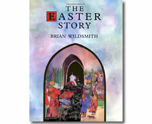 The Easter Story - Religious Christian Easter Books for Kids
