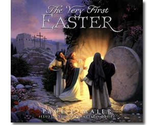 The Very First Easter - Religious Christian Easter Books for Kids