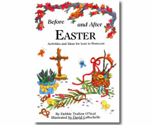 Religious Easter Activities for Kids