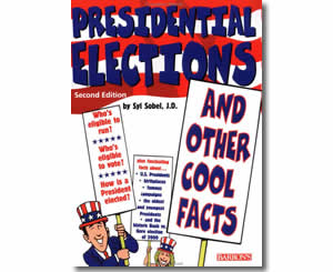 Presidential Elections and Other Cool Facts - Election Day Books for Kids