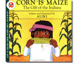 Corn Is Maize - Fun Fall Books for Kids