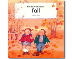 Fall (The Four Seasons) - Fun Fall Books for Kids