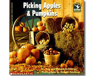 Picking Apples And Pumpkins - Fun Fall Books for Kids