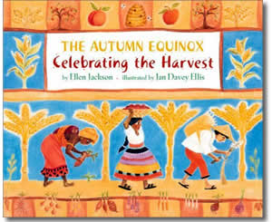 The Autumn Equinox - Fun Fall Books for Kids
