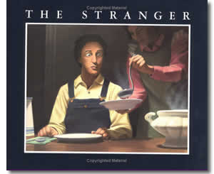 The Stranger - Fun Fall Books for Kids