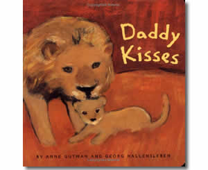 Daddy Kisses - Father's Day Books for Kids