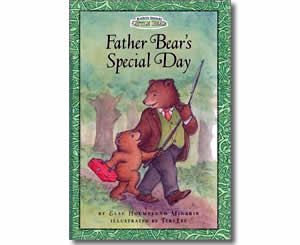 Maurice Sendak's Little Bear: Father Bear's Special Day - Father's Day Books for Kids