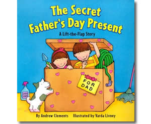 The Secret Father's Day Present - Father's Day Books for Kids
