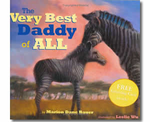 The Very Best Daddy of All - Father's Day Books for Kids