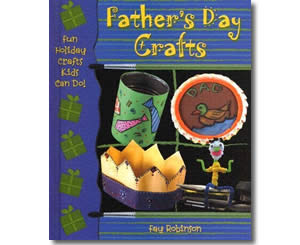 Craft Ideas Elementary Kids on Day Crafts  Fun Holiday Crafts Kids Can Do     Father S Day Crafts