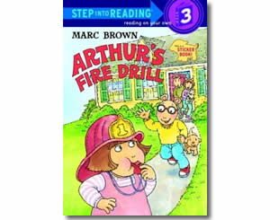 Arthur's Fire Drill - Fire Safety Books for Kids