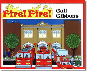 Fire! Fire! - Fire Safety Books for Kids