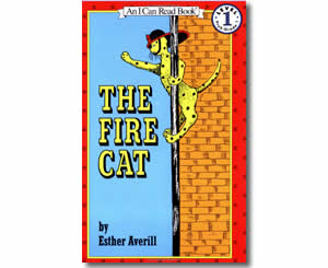 The Fire Cat - Fire Safety Books for Kids