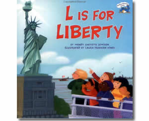 L is for Liberty - Fun Flag Day Books for Kids