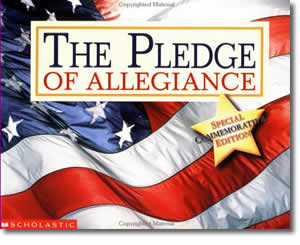 The Pledge of Allegiance - Fun Flag Day Books for Kids
