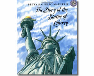 The Story of the Statue of Liberty - Fun Flag Day Books for Kids