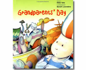 Grandparents Day - Grandparents Day Books for Kids