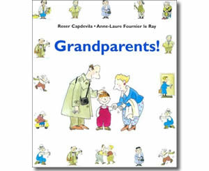 Grandparents - Grandparents Day Books for Kids