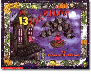 Thirteen Nights of Halloween - Halloween Books for Kids