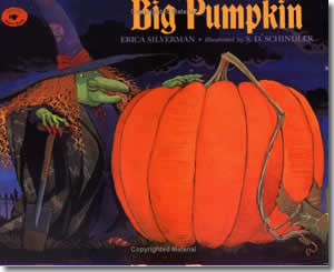 Big Pumpkin - Halloween Books for Kids