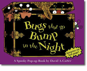 Bugs That Go Bump in the Night - Halloween Books for Kids