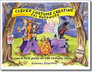 Clever Costume Creating for Halloween - Halloween Books for Kids