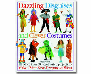 Dazzling Disguises and Clever Costumes - Halloween Books for Kids
