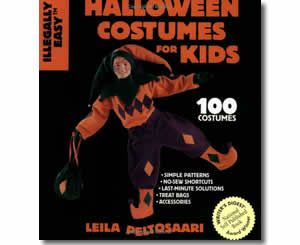 Illegally Easy Halloween Costumes for Kids - Halloween Books for Kids