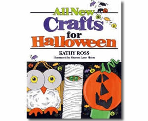 All New Crafts For Halloween - Halloween Crafts and Activities for Kids