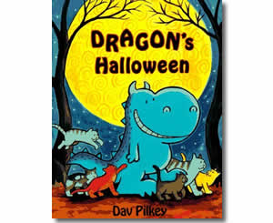 Dragon's Halloween - Halloween Books for Kids
