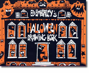 Ed Emberley's Halloween Drawing Book - Halloween Crafts and Activities for Kids