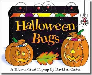 Halloween Bugs: A Trick-Or-Treat Pop-Up - Halloween Books for the Classroom