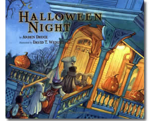Halloween Night - Halloween Books for Kids