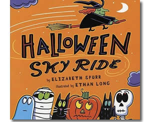 Halloween Sky Ride - Halloween Books for the Classroom