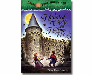 Haunted Castle on Hallows Eve - Halloween Books for Kids