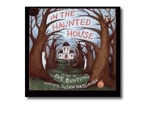 Kids Halloween Books - In the Haunted House