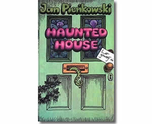 Jan Pienkowski's Haunted House - Halloween Books for the Classroom