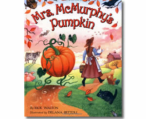 Mrs. McMurphy's Pumpkin - Halloween Books for Kids