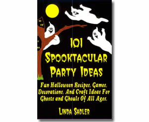 101 Spooktacular Party Ideas - Halloween Books for Kids