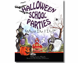 Halloween School Parties - Halloween Books for Kids
