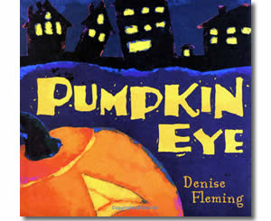 Pumpkin Eye - Halloween Books for the Classroom