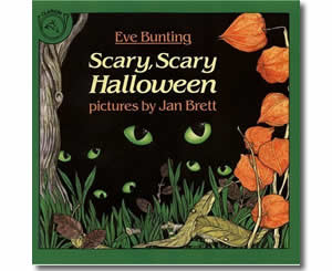 Scary, Scary Halloween - Halloween Books for Kids