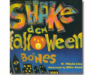 Shake Dem Halloween Bones! - Halloween Books for Kids