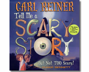 Tell Me a Scary Story - Halloween Books for Kids